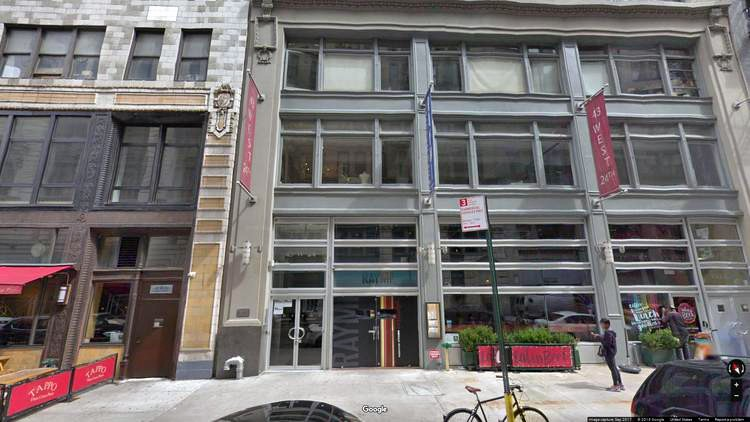 rent office 43 west 24th street
