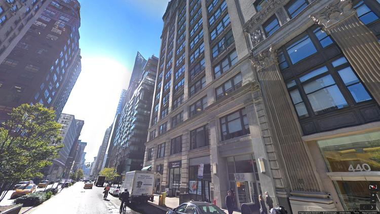 lease office 432 park avenue south