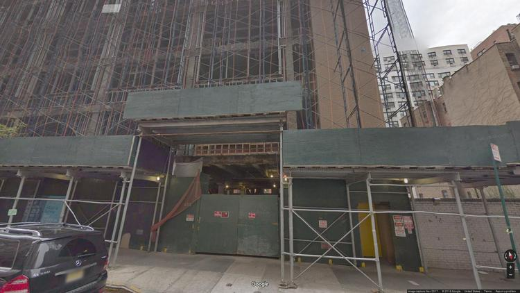 rent office 432 west 58th street