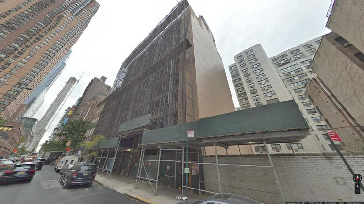 lease office 432 west 58th street
