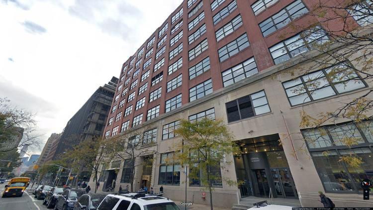 lease office 435 hudson street