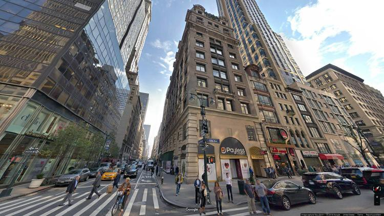 let office 437 fifth avenue