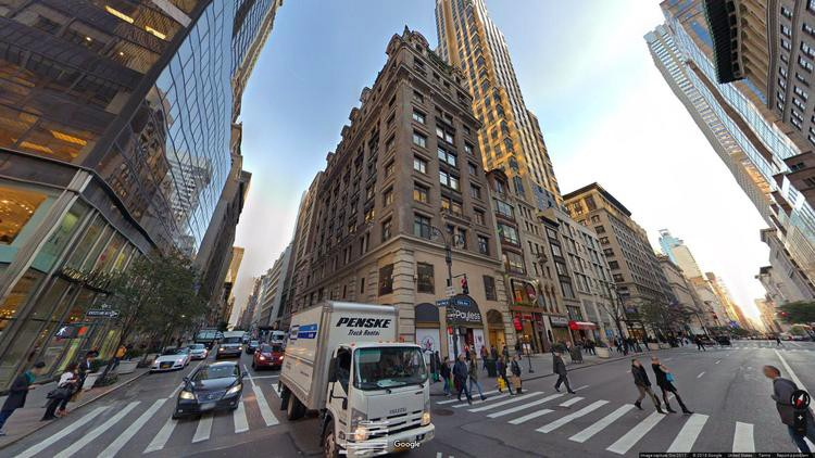 rent office 437 fifth avenue