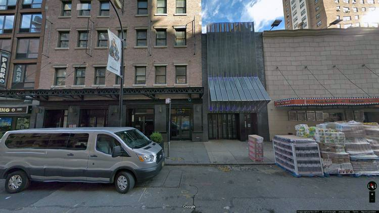 rent office 437 west 16th street