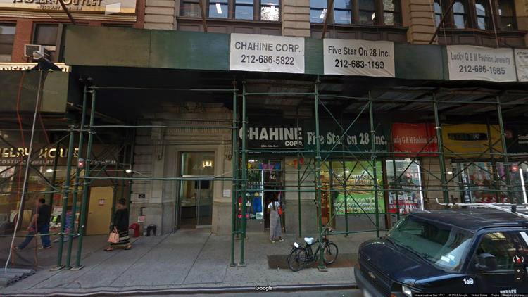 rent office 44-50 west 28th street