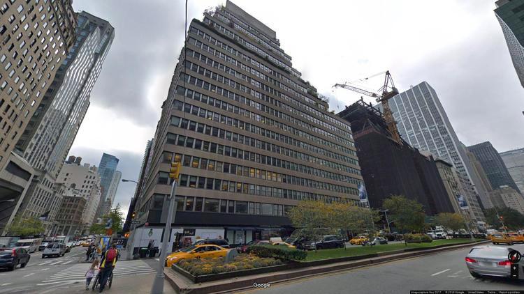 let office 445 park avenue