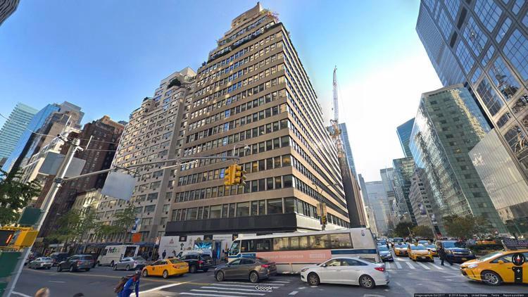 lease office 445 park avenue