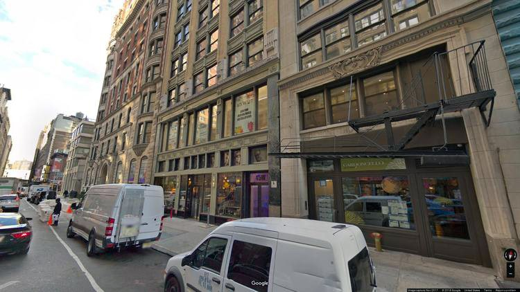 let office 45-47 west 27th street