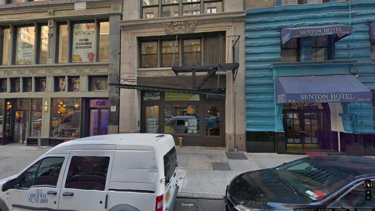 rent office 45-47 west 27th street