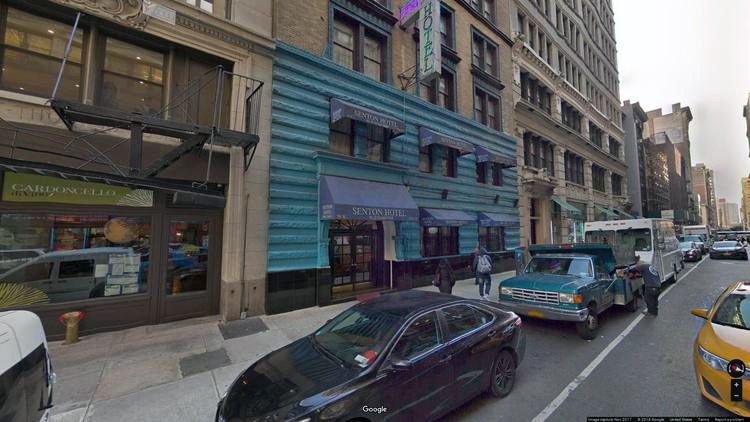 lease office 45-47 west 27th street