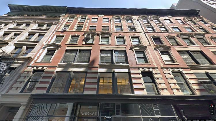 rent office 45-51 west 21st street
