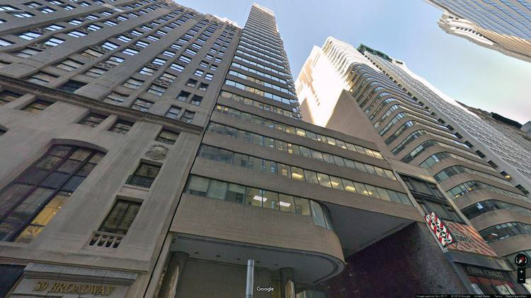 let office 45 broadway