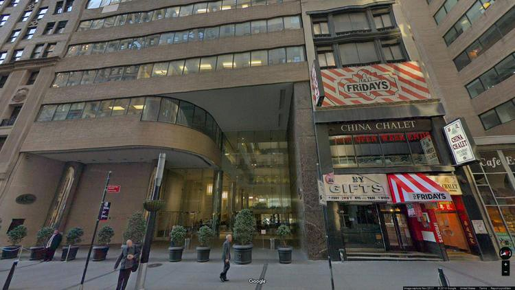 rent office 45 broadway