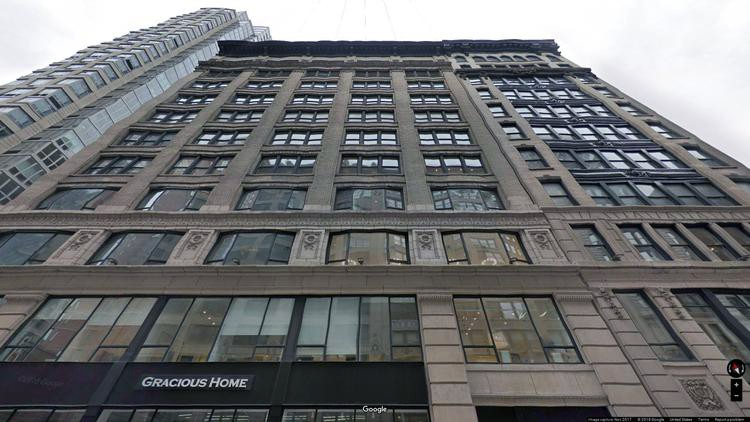 lease office 45 west 25th street