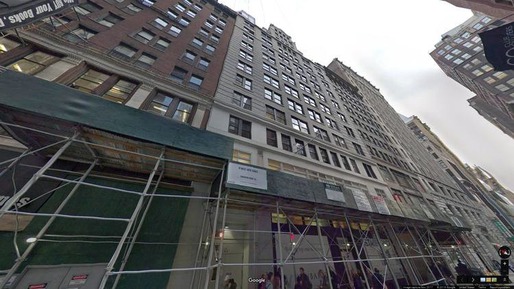 let office 45 west 45th street