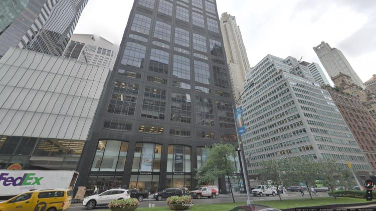 rent office 450 park avenue
