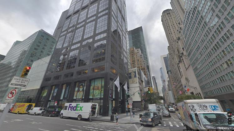 lease office 450 park avenue