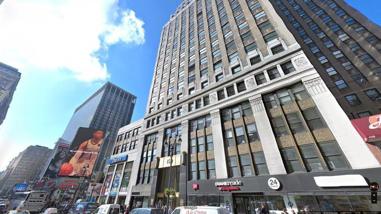 lease office 450 seventh avenue