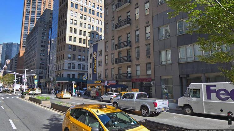 lease office 451 park avenue south