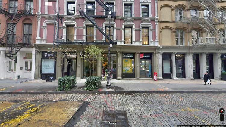 rent office 46-50 greene street