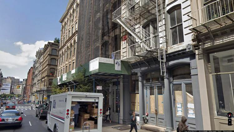lease office 460 broome street