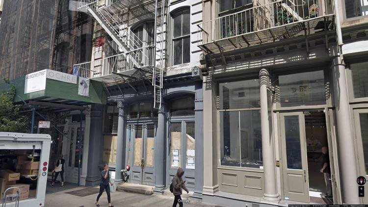 rent office 460 broome street