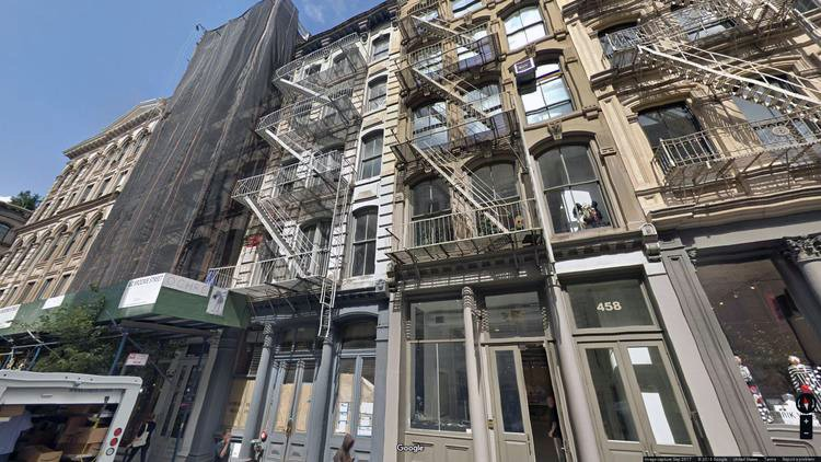 let office 460 broome street
