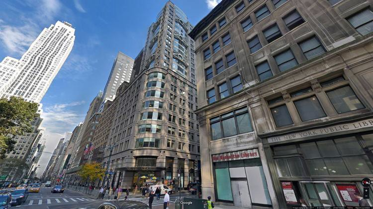 rent office 461 fifth avenue