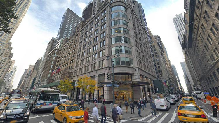 lease office 461 fifth avenue