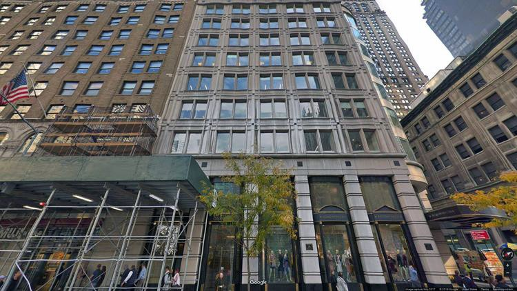let office 461 fifth avenue