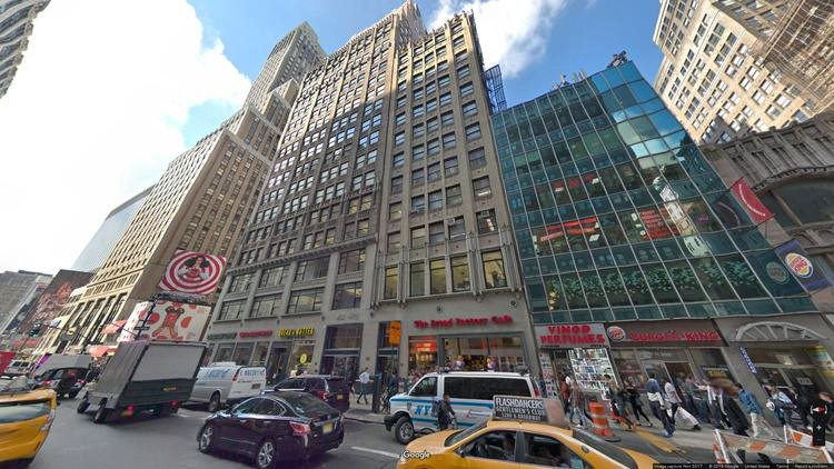 lease office 462-468 seventh avenue
