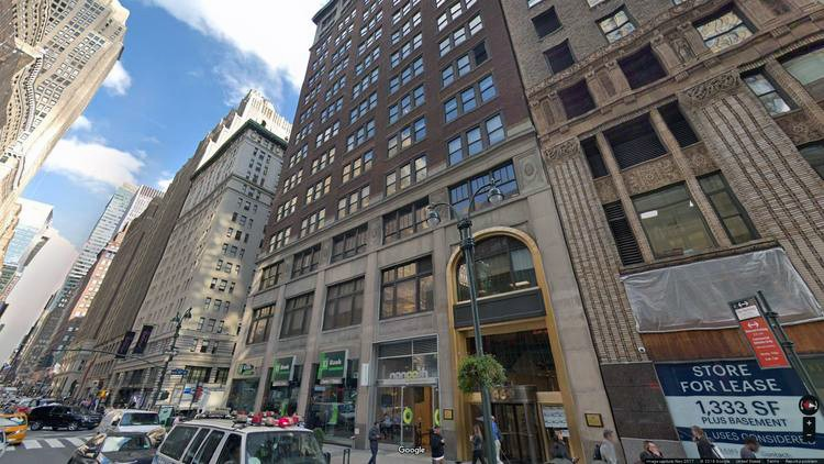 lease office 469 seventh avenue