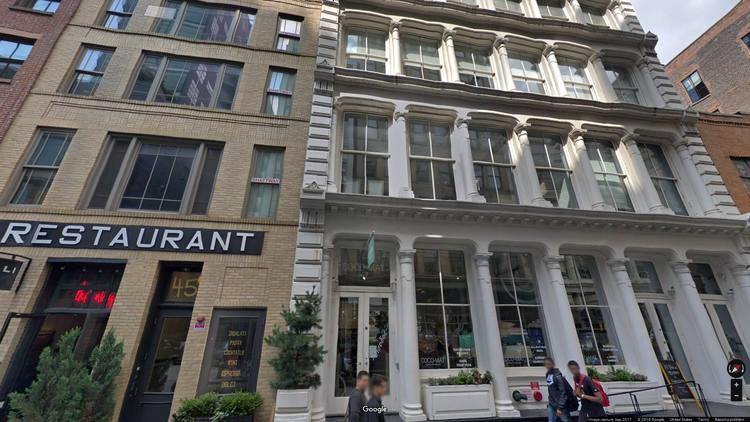rent office 47-49 mercer street