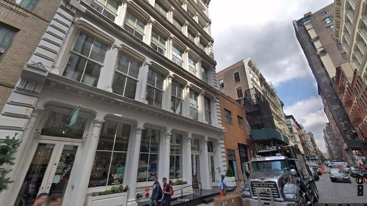 lease office 47-49 mercer street