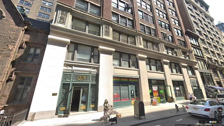 rent office 47-49 west 20th street