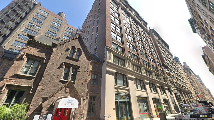 lease office 47-49 west 20th street