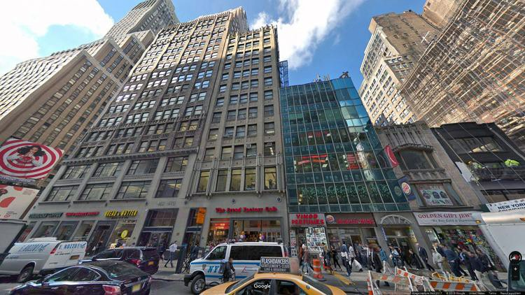 lease office 470-472 seventh avenue