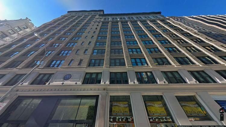 lease office 470 park avenue south