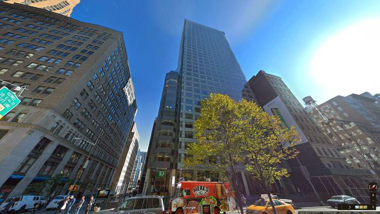 lease office 475 park avenue south