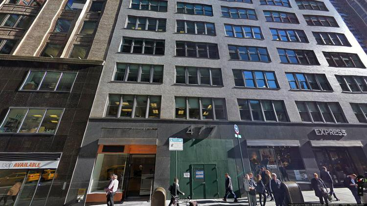 rent office 477 madison avenue