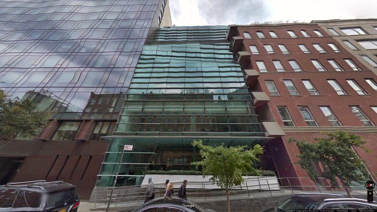 lease office 479-489 greenwich street