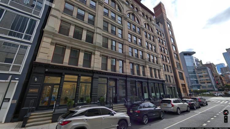 let office 481-487 washington street