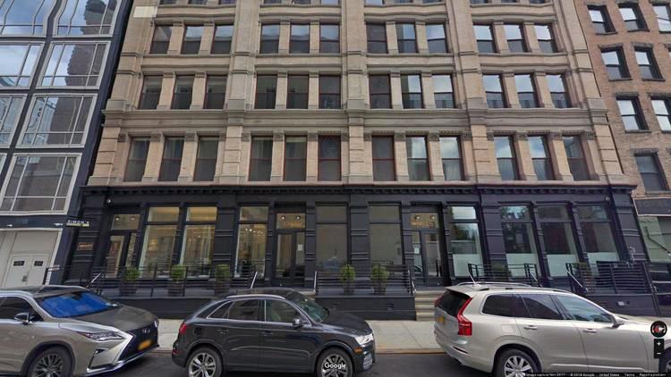 rent office 481-487 washington street