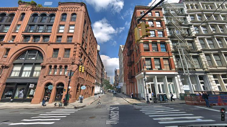lease office 482 broome street