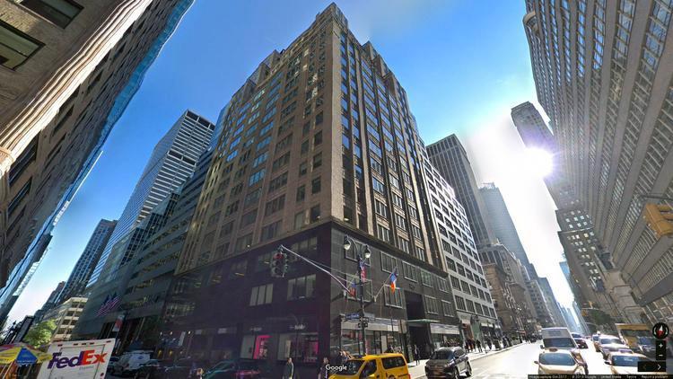 lease office 485 madison avenue