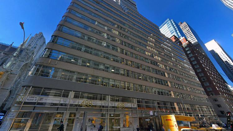 lease office 488 madison avenue