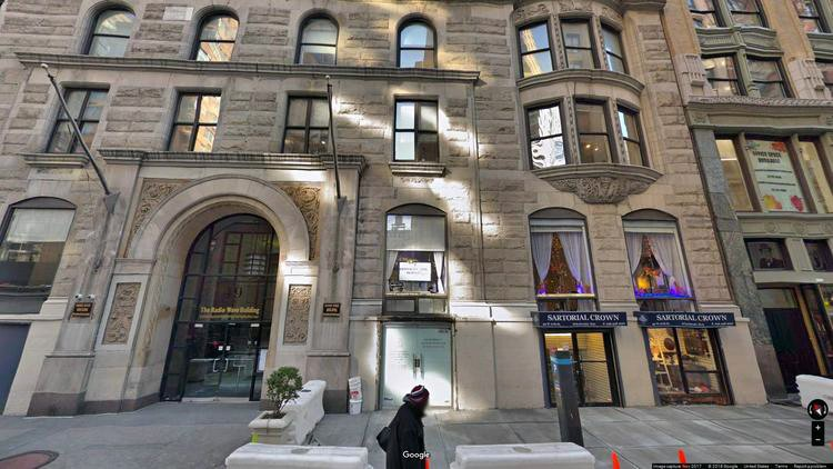 rent office 49-55 west 27th street