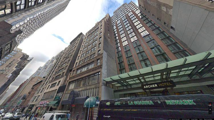 let office 49 west 38th street