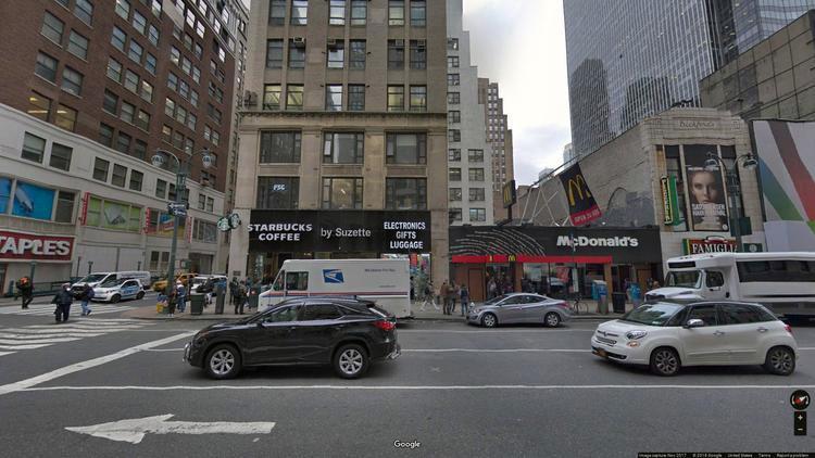 lease office 494 eighth avenue