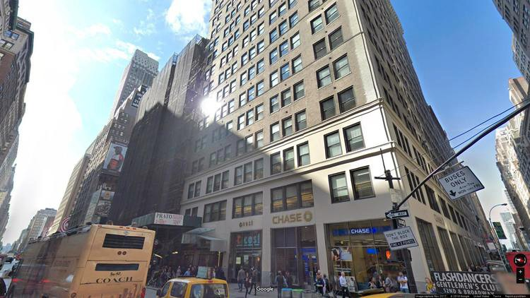 lease office 498 seventh avenue